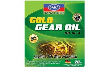 gold gear oil