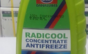 dana radiato coolant antifreeze